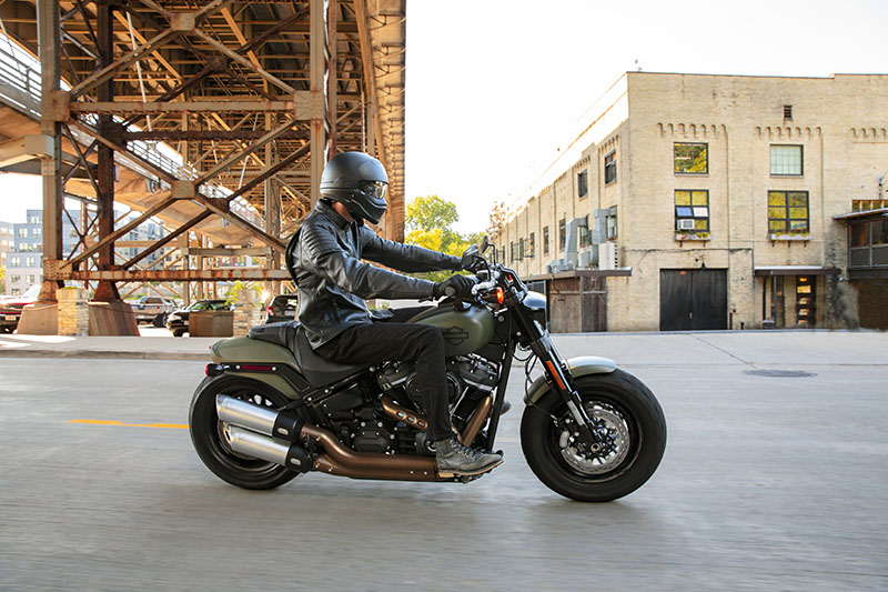 2021 Harley-Davidson Fat Bob® 114 in Dubuque, Iowa - Photo 11