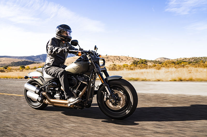 2021 Harley-Davidson Fat Bob® 114 in Cotati, California