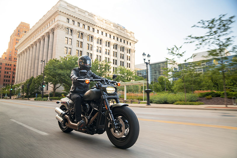 2021 Harley-Davidson Fat Bob® 114 in Coralville, Iowa - Photo 14