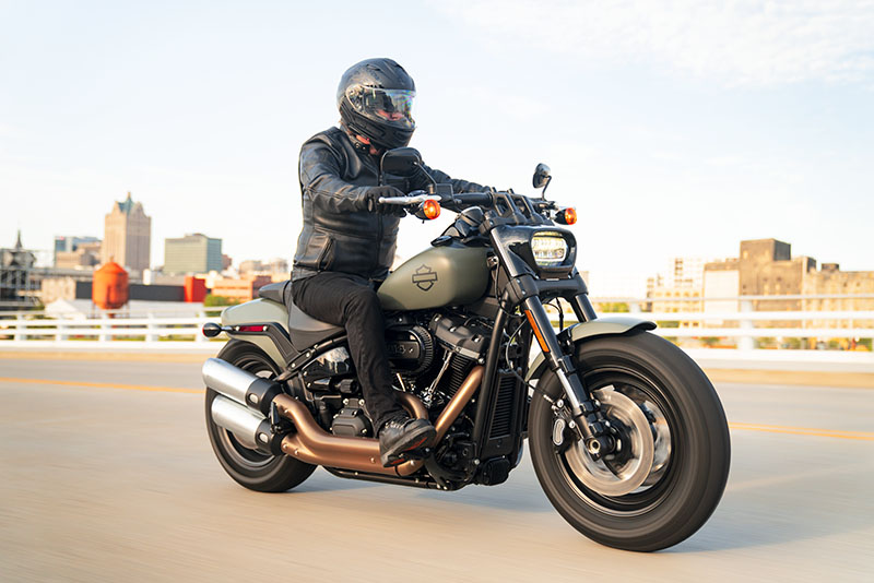 2021 Harley-Davidson Fat Bob® 114 in Coralville, Iowa - Photo 19