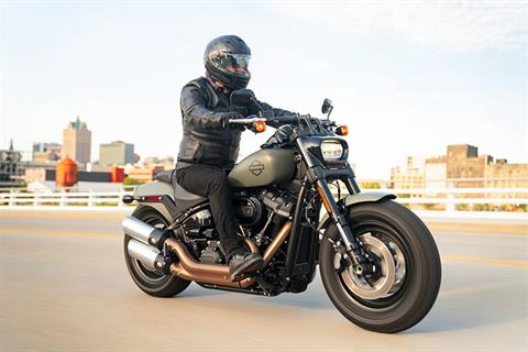 2021 Harley-Davidson Fat Bob® 114 in Sheboygan, Wisconsin - Photo 19