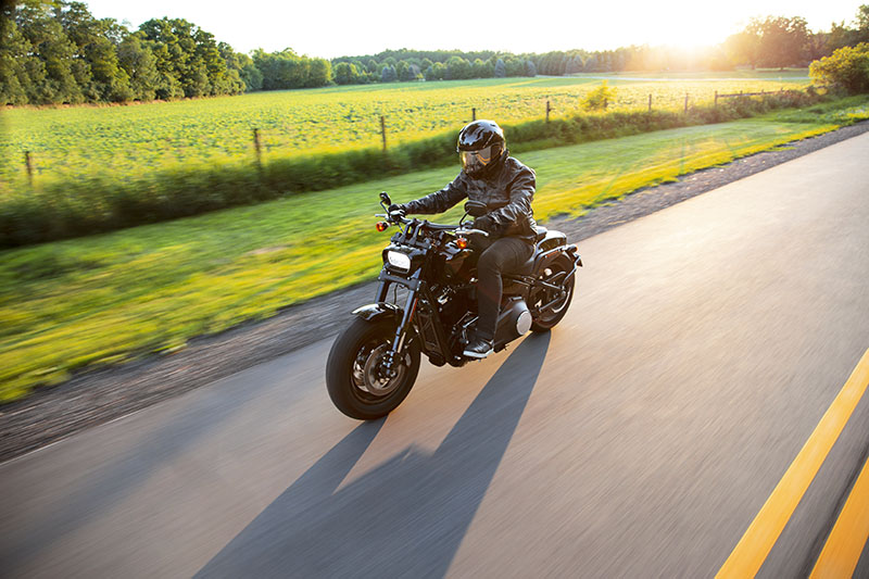 2021 Harley-Davidson Fat Bob® 114 in Coralville, Iowa - Photo 20