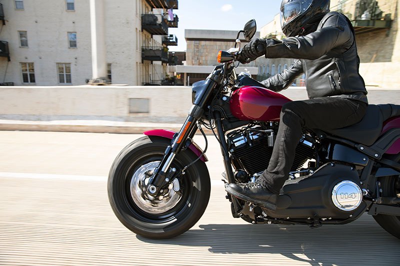 2021 Harley-Davidson Fat Bob® 114 in Sheboygan, Wisconsin - Photo 22