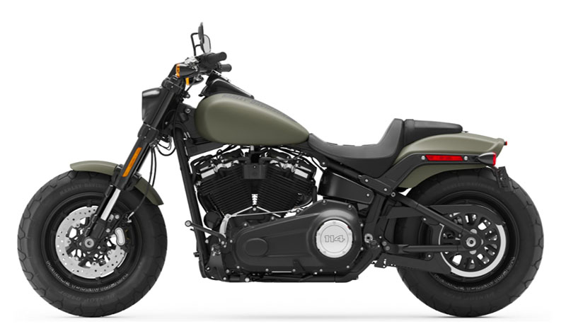 2021 Harley-Davidson Fat Bob® 114 in Dubuque, Iowa - Photo 2