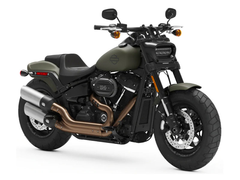 2021 Harley-Davidson Fat Bob® 114 in Colorado Springs, Colorado - Photo 3