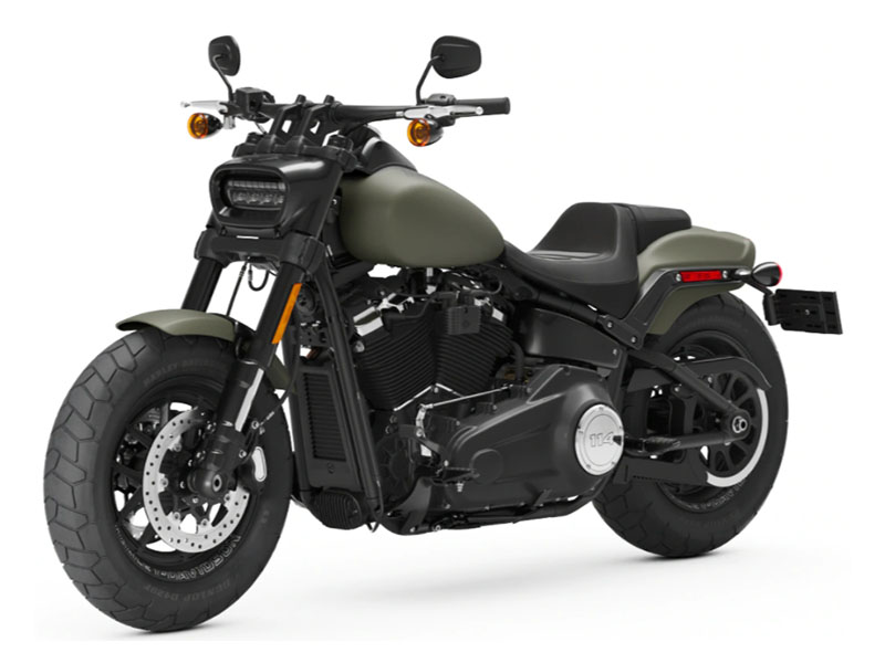 2021 Harley-Davidson Fat Bob® 114 in Coralville, Iowa - Photo 4