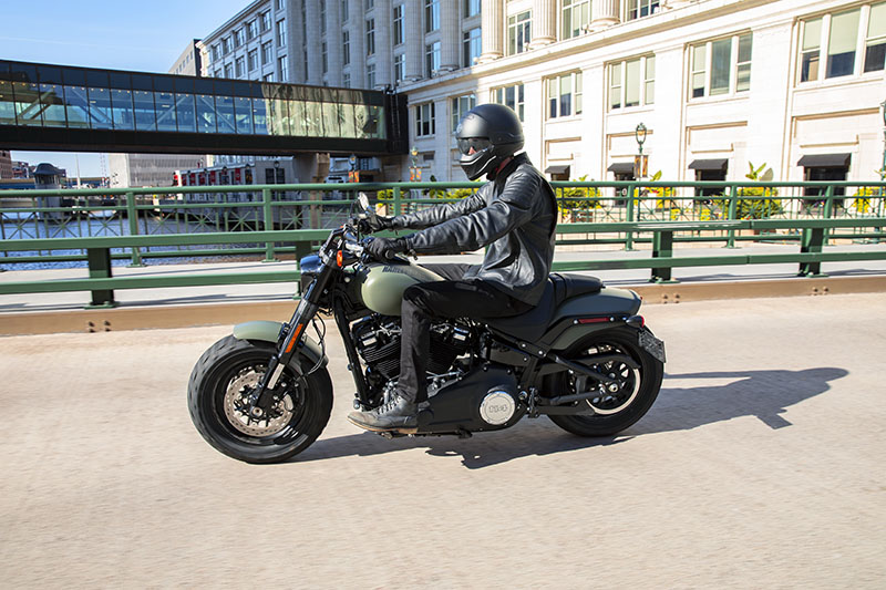 2021 Harley-Davidson Fat Bob® 114 in Leominster, Massachusetts - Photo 16