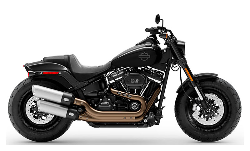 2021 Harley-Davidson Fat Bob® 114 in Plainfield, Indiana - Photo 1