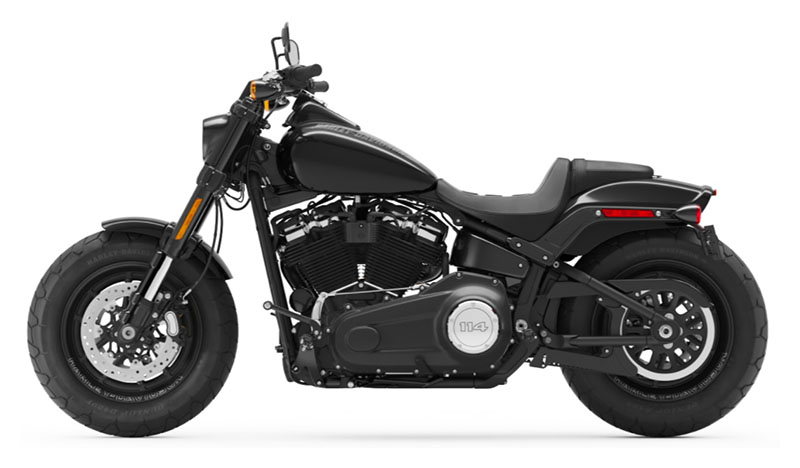 2021 Harley-Davidson Fat Bob® 114 in Leominster, Massachusetts - Photo 2
