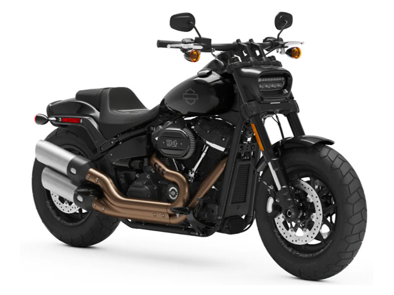 2021 Harley-Davidson Fat Bob® 114 in Coralville, Iowa - Photo 10
