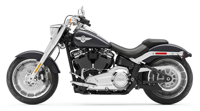 2021 Harley-Davidson Fat Boy® 114 in Sarasota, Florida - Photo 2