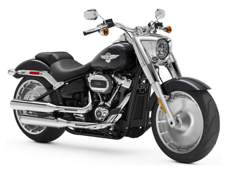 2021 Harley-Davidson Fat Boy® 114 in Norfolk, Virginia - Photo 3