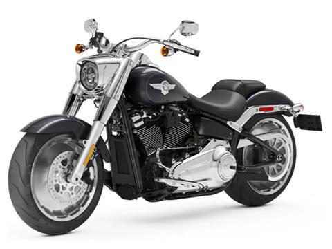 2021 Harley-Davidson Fat Boy® 114 in Cincinnati, Ohio - Photo 4