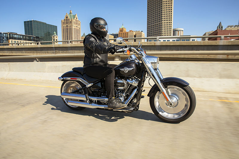2021 Harley-Davidson Fat Boy® 114 in Michigan City, Indiana - Photo 12