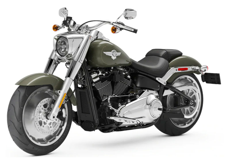 2021 Harley-Davidson Fat Boy® 114 in Albert Lea, Minnesota - Photo 4