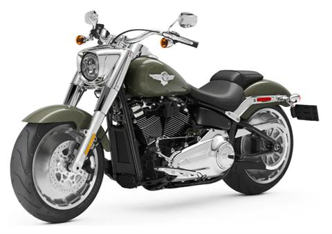 2021 Harley-Davidson Fat Boy® 114 in Plainfield, Indiana - Photo 4