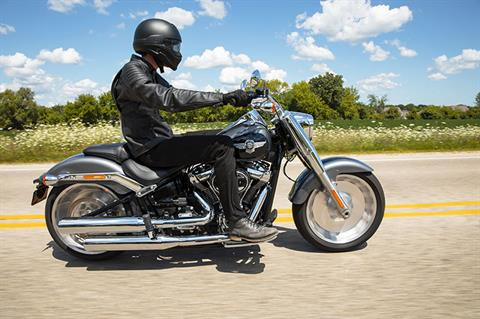 2021 Harley-Davidson Fat Boy® 114 in Alexandria, Minnesota - Photo 8