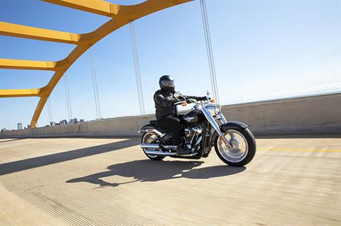2021 Harley-Davidson Fat Boy® 114 in Michigan City, Indiana - Photo 11