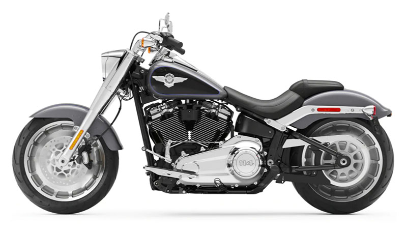 2021 Harley-Davidson Fat Boy® 114 in Alexandria, Minnesota - Photo 2