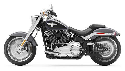 2021 Harley-Davidson Fat Boy® 114 in Michigan City, Indiana - Photo 2
