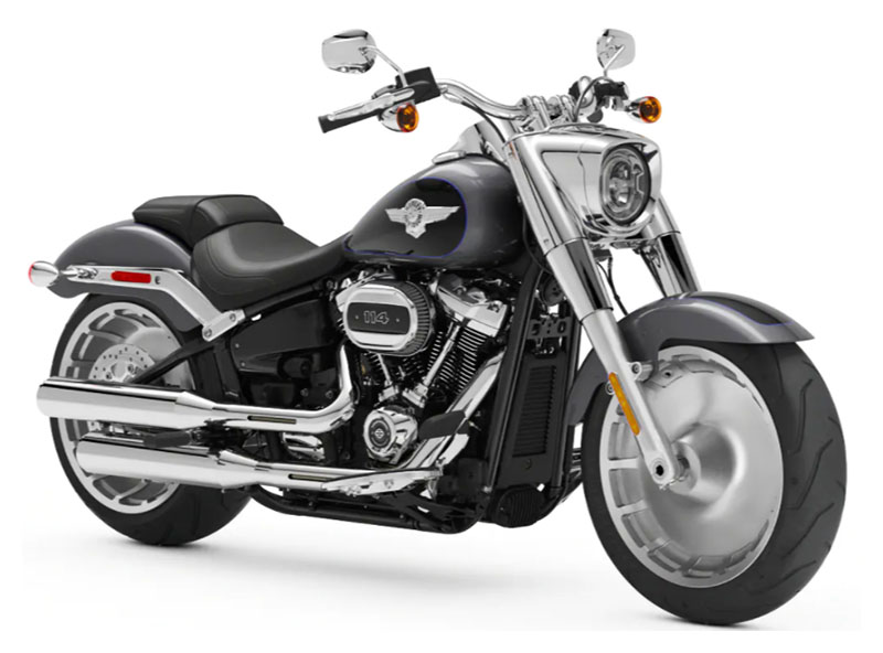 2021 Harley-Davidson Fat Boy® 114 in Coralville, Iowa - Photo 3