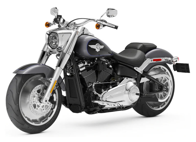 2021 Harley-Davidson Fat Boy® 114 in Coralville, Iowa - Photo 4
