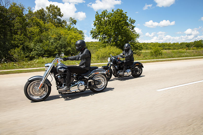 2021 Harley-Davidson Fat Boy® 114 in Chippewa Falls, Wisconsin - Photo 7