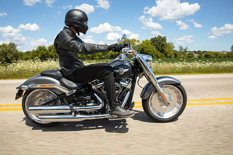 2021 Harley-Davidson Fat Boy® 114 in Chippewa Falls, Wisconsin - Photo 8