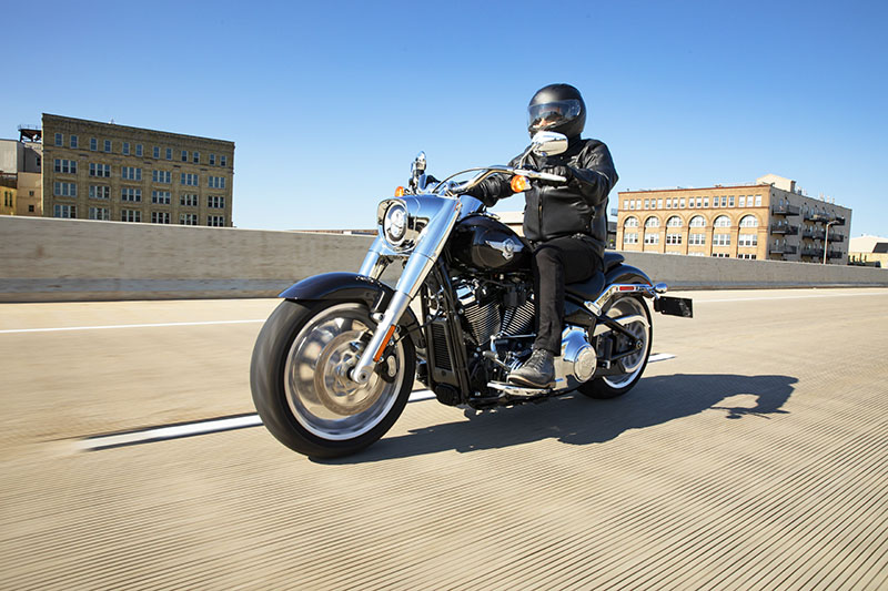 2021 Harley-Davidson Fat Boy® 114 in Chippewa Falls, Wisconsin - Photo 9