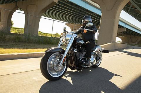 2021 Harley-Davidson Fat Boy® 114 in Chippewa Falls, Wisconsin - Photo 10