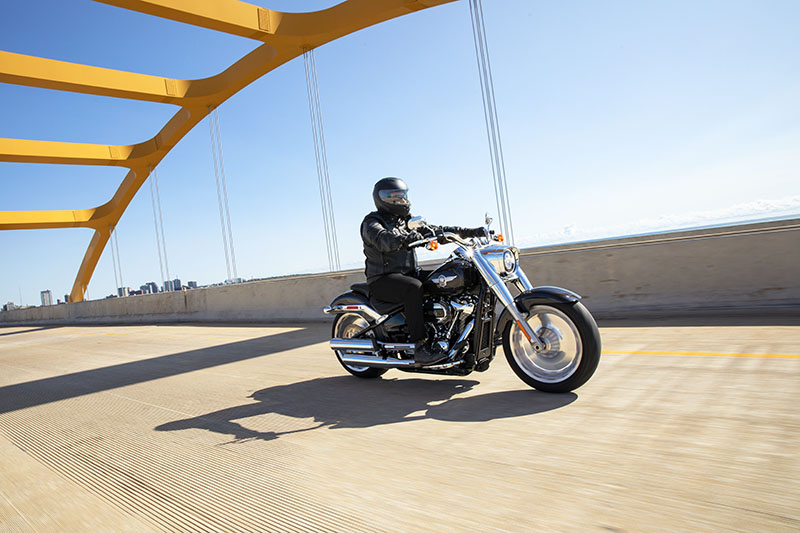 2021 Harley-Davidson Fat Boy® 114 in Vacaville, California - Photo 11