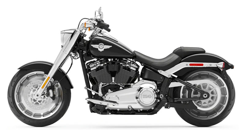 2021 Harley-Davidson Fat Boy® 114 in Kingwood, Texas - Photo 2