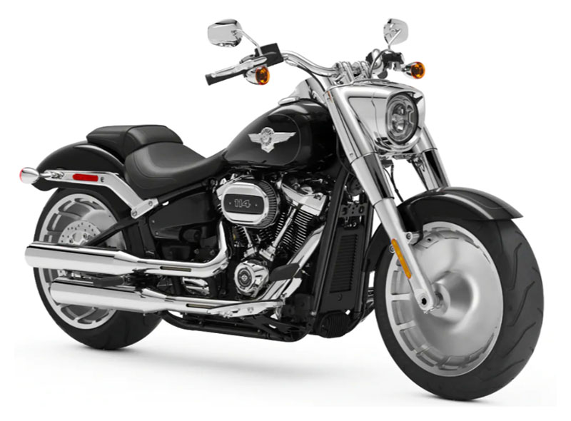 2021 Harley-Davidson Fat Boy® 114 in Chippewa Falls, Wisconsin - Photo 3
