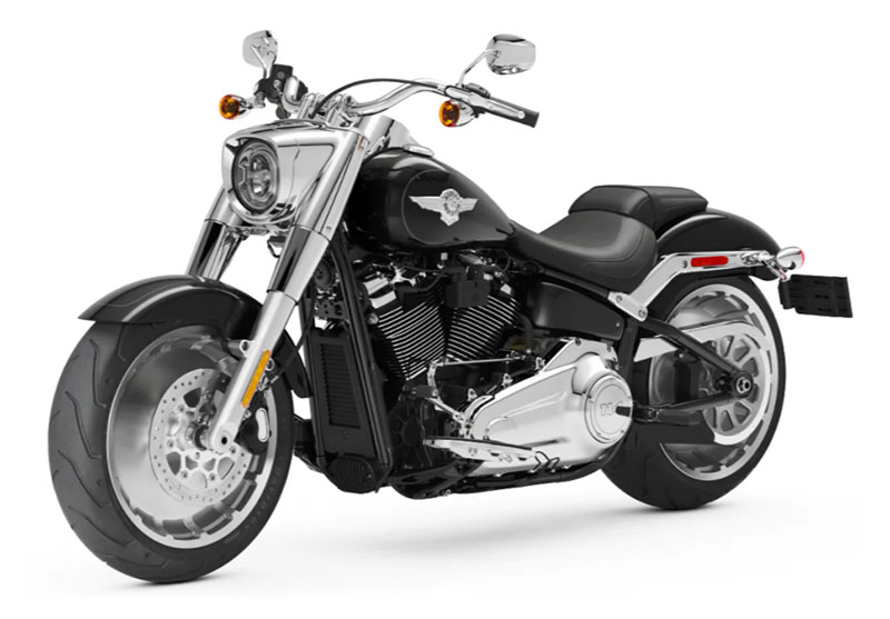 2021 Harley-Davidson Fat Boy® 114 in Kingwood, Texas - Photo 4