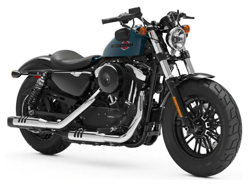 2021 Harley-Davidson Forty-Eight® in Rock Falls, Illinois - Photo 3