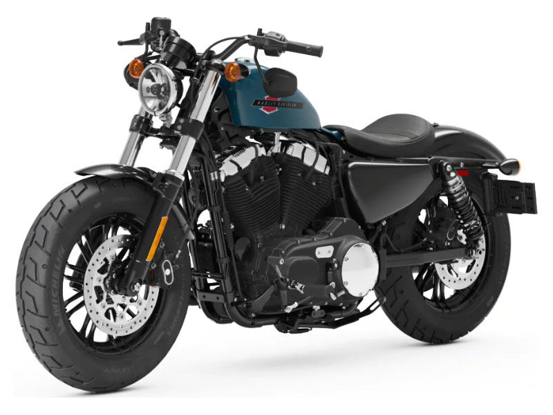 2021 Harley-Davidson Forty-Eight® in San Jose, California - Photo 5
