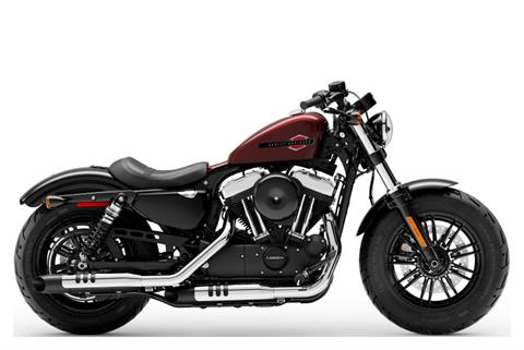 2021 Harley-Davidson Forty-Eight® in Edinburgh, Indiana - Photo 1