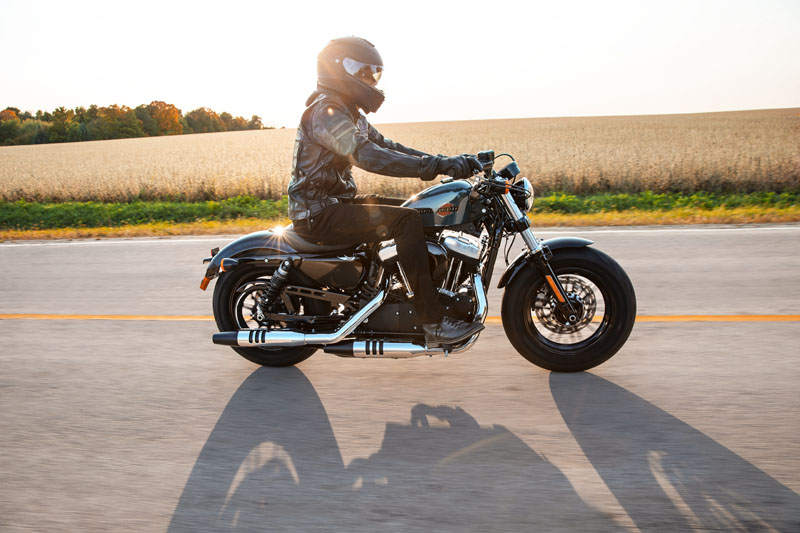 2021 Harley-Davidson Forty-Eight® in New London, Connecticut - Photo 7