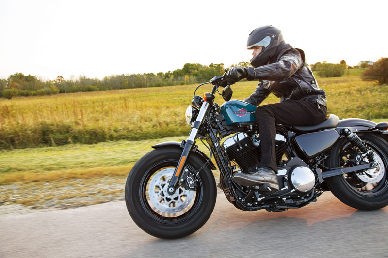2021 Harley-Davidson Forty-Eight® in New London, Connecticut - Photo 9
