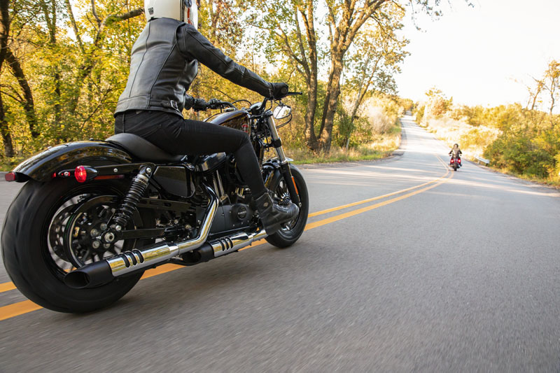 2021 Harley-Davidson Forty-Eight® in Athens, Ohio - Photo 10