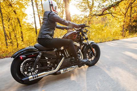 2021 Harley-Davidson Forty-Eight® in New London, Connecticut - Photo 13