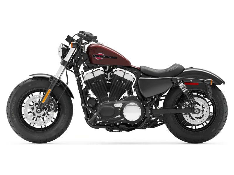 2021 Harley-Davidson Forty-Eight® in Jacksonville, North Carolina - Photo 2