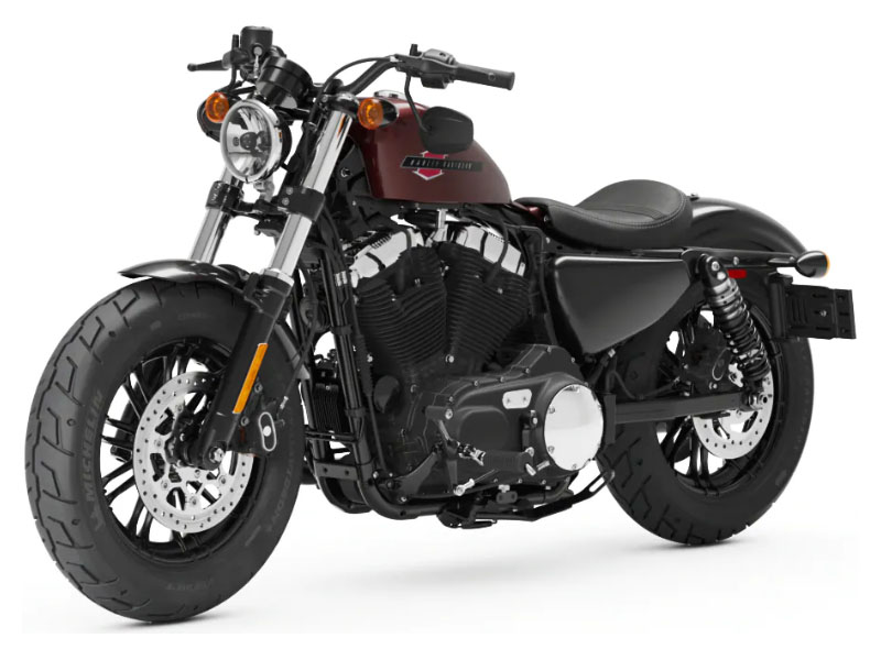 2021 Harley-Davidson Forty-Eight® in New London, Connecticut - Photo 4