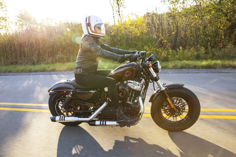 2021 Harley-Davidson Forty-Eight® in Athens, Ohio - Photo 11