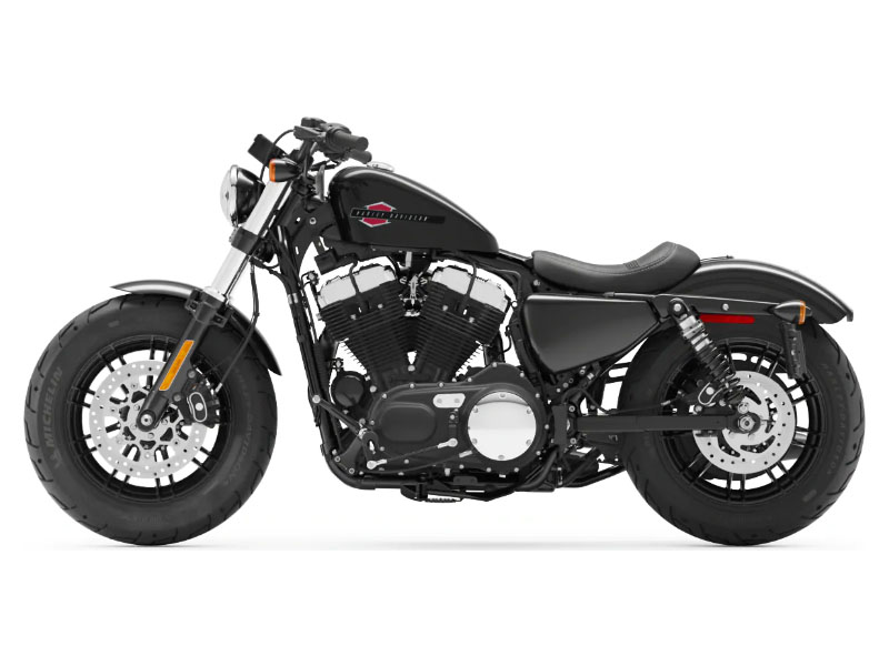 2021 Harley-Davidson Forty-Eight® in San Jose, California - Photo 2