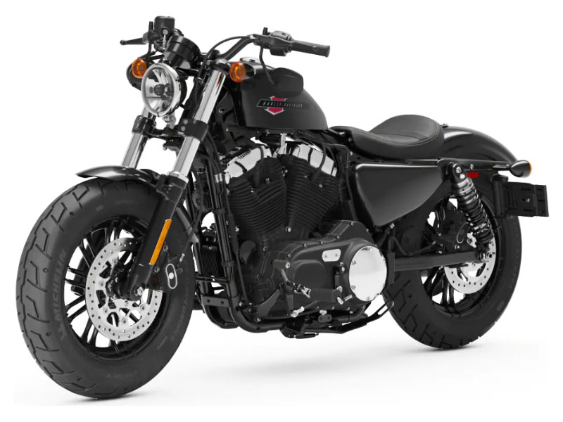 2021 Harley-Davidson Forty-Eight® in Rock Falls, Illinois - Photo 4