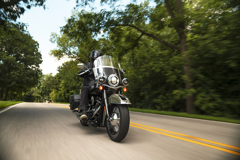 2021 Harley-Davidson Heritage Classic 114 in Cedar Rapids, Iowa - Photo 10