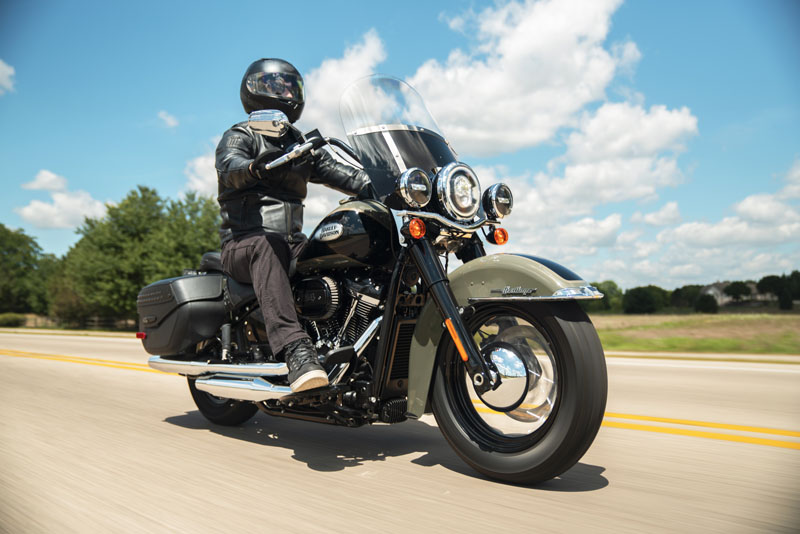 2021 Harley-Davidson Heritage Classic 114 in Cedar Rapids, Iowa - Photo 11