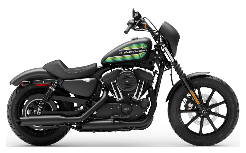 2021 Harley-Davidson Iron 1200™ in Portage, Michigan - Photo 1