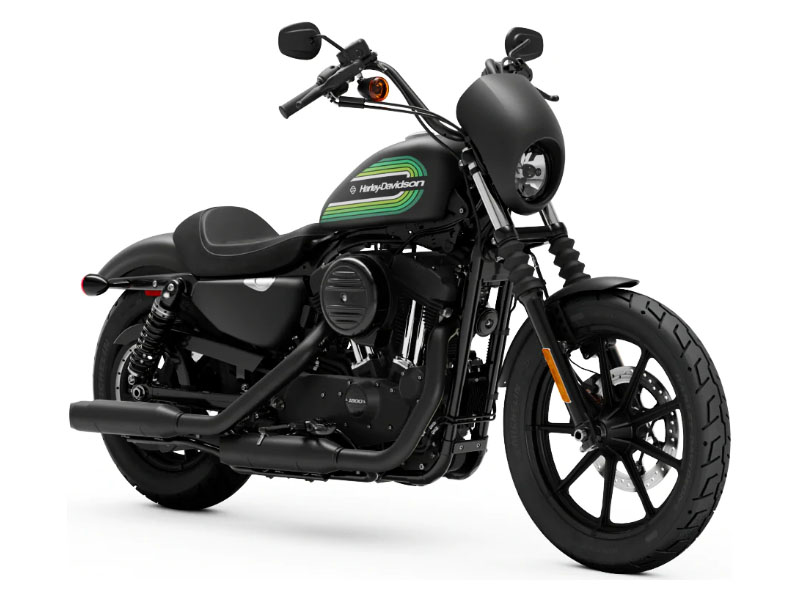 2021 Harley-Davidson Iron 1200™ in Green River, Wyoming - Photo 3